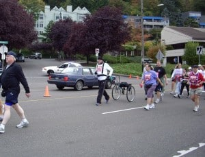 Michael Mc Bride Portland marathon