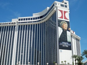 My favorite Hotel in Vegas....hmm I wonder why?