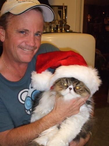 Winston's 1st Christmas