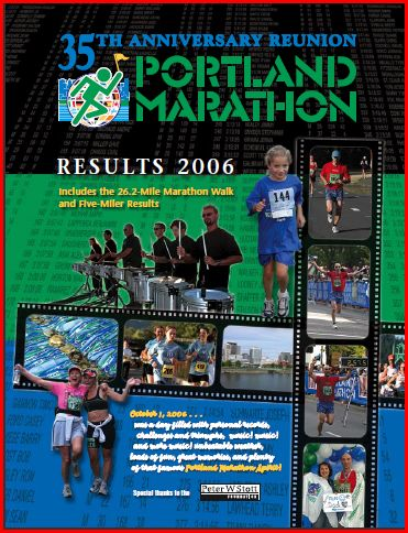 Portland results cover