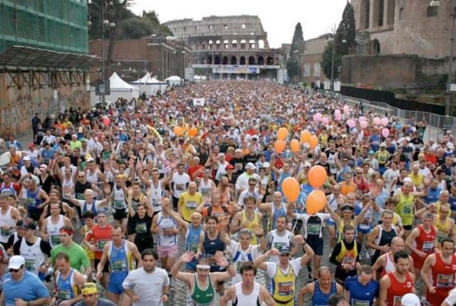 The Rome Marathon