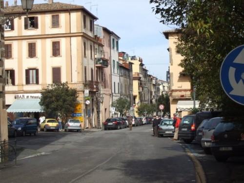 Village Of Zagarolo, Italy