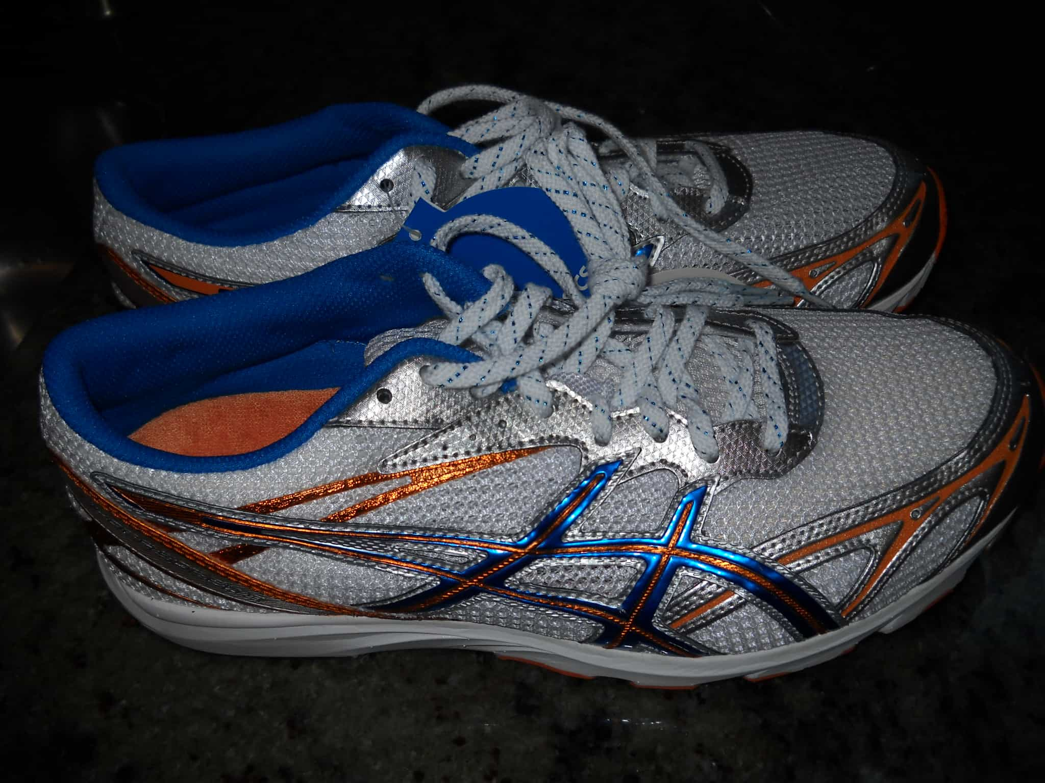 asics race walking shoes