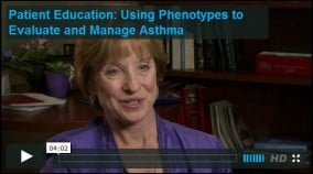 asthma pnenotypes