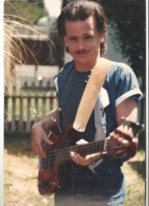 Steve Bass 1983
